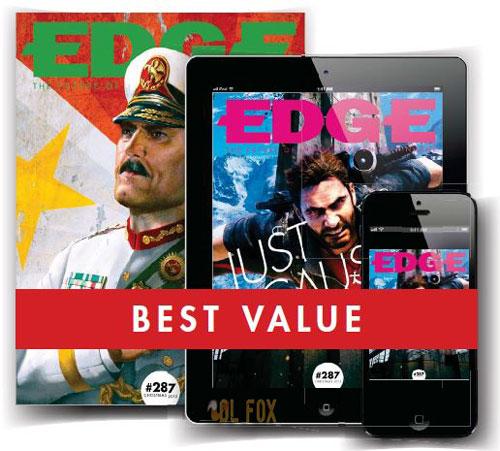 نسخه کریسمس مجله Edge – Christmas 2015
