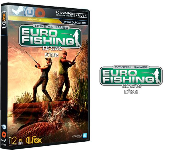 دانلود نسخه فشرده بازی Euro Fishing: Urban Edition برای PC