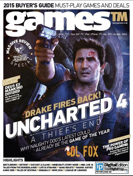 دانلود مجله GamesTM UK – Issue 168 2015