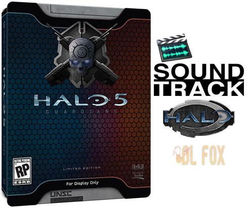 دانلود موسیقی متن بازی Halo 5: Guardians 2015