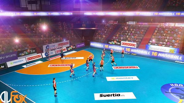 دانلود نسخه فشرده بازی Handball 16 برای PC
