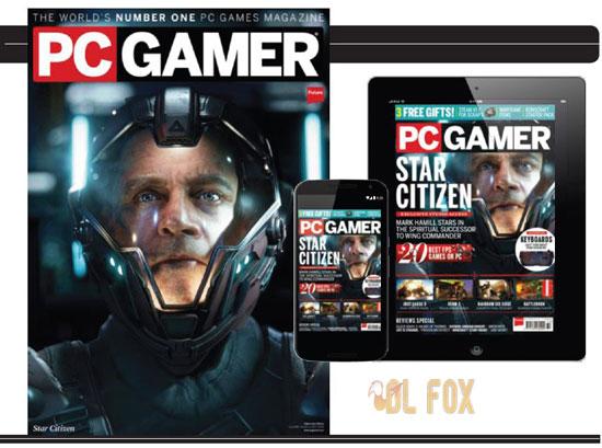 دانلود مجله PC Gamer UK – Xmas 2015