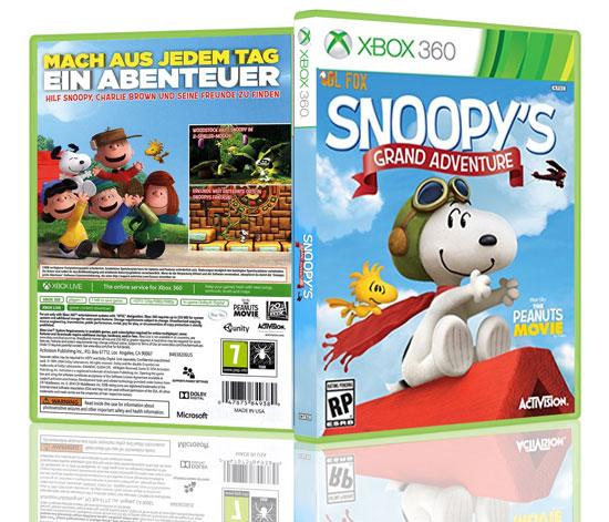 دانلود بازی Snoopys Grand Adventure برای XBOX360