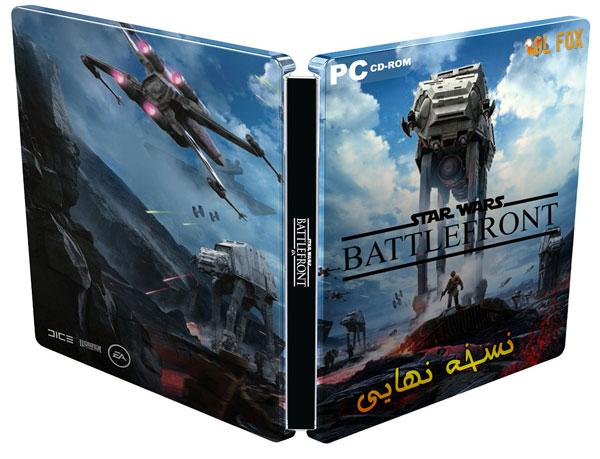 دانلود بازی STAR WARS BATTLEFRONT برای PC