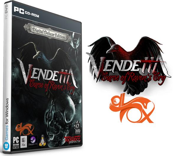 دانلود نسخه فشرده بازی Vendetta: Curse of Raven's Cry برای PC