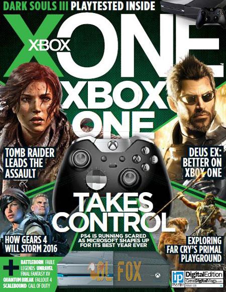 دانلود مجله X-ONE UK – Issue 131 2015