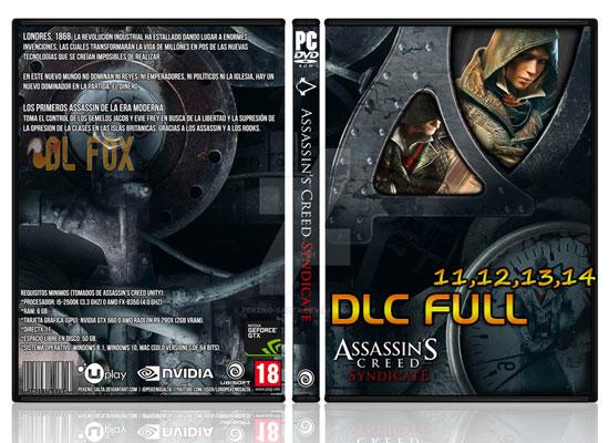 دانلود DLC ALL بازی Assassins Creed Syndicate برای PC
