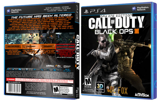 دانلود بازی Call OF Duty Black Ops 3 برای PS4
