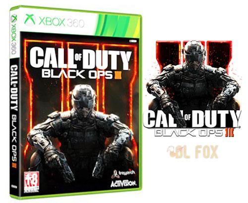 دانلود بازی Call OF Duty Black Ops 3 برای XBOX 360