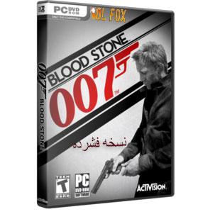 دانلود نسخه فشرده بازی James Bond 007:Blood Stone برای PC