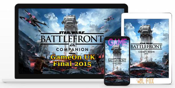 دانلود مجله GameOn UK – Star Wars Battelfront Special, 2015
