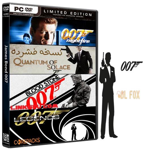دانلود نسخه فشرده James Bond 007 Anthology برای PC