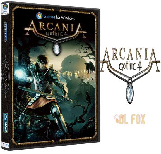 دانلود بازی Arcania:Gothic 4 برای PC