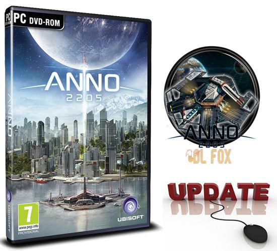 دانلود Update 3 بازی Anno 2205 برای PC
