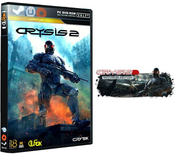 دانلود نسخه فشرده بازی Crysis 2 Maximum Edition برای PC