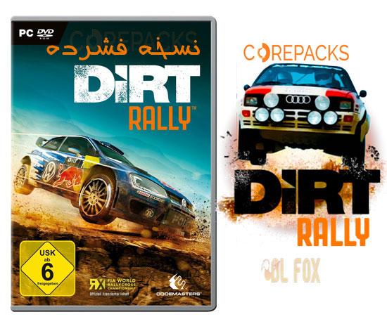دانلود نسخه فشرده بازی DiRT Rally برای PC