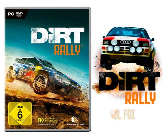 دانلود بازی درت رالی DiRT Rally برای PC
