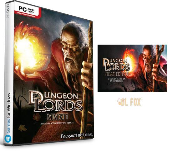 دانلود بازی Dungeon Lords Steam Edition برای PC