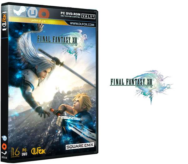 دانلود بازی FINAL FANTASY XIII برای PC