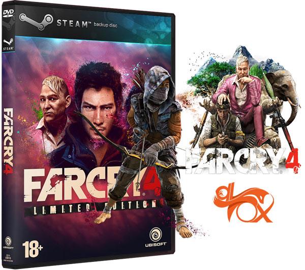 دانلود نسخه فشرده بازی Far Cry 4 برای PC