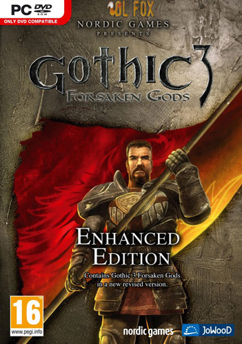 دانلود بازی Gothic 3 Forsaken Gods Enhanced Edition برای PC