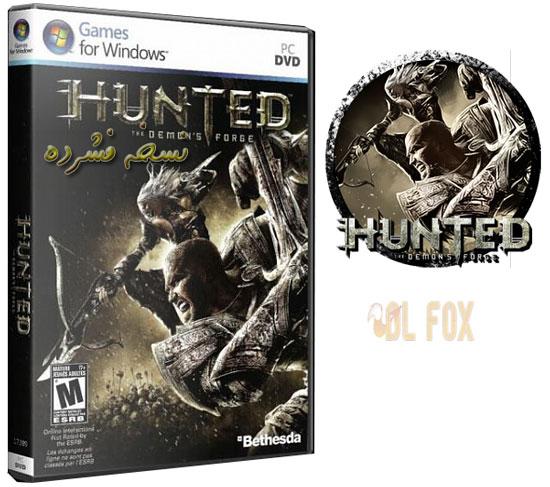 دانلود نسخه فشرده Hunted: The Demon's Forge برای PC