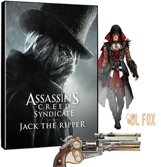 دانلود بازی Assassins Creed Syndicate Jack the Ripper برای PC