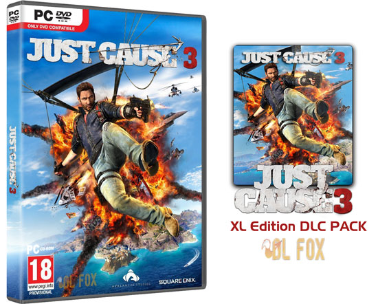 دانلود DLC PACK بازی Just Cause 3 XL Edition برای PC