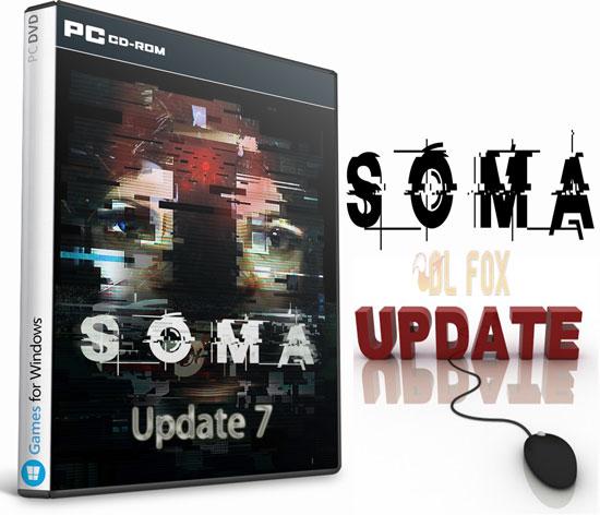 دانلود Update 7 v1.10 بازی SOMA برای PC