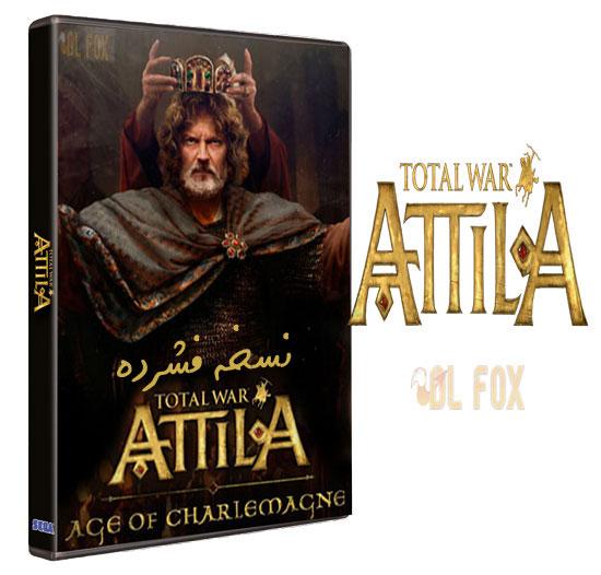 دانلود نسخه فشرده بازی TOTAL WAR ATTILA برای PC
