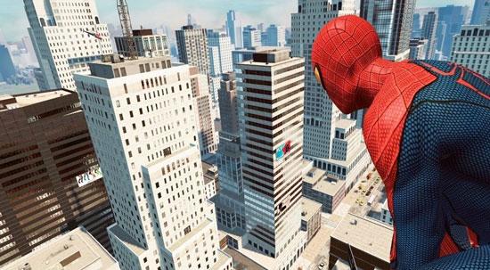دانلود بازی The Amazing Spider Man برای PC