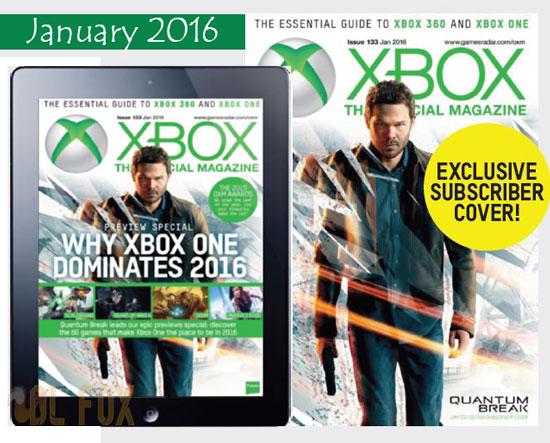 دانلود مجله Xbox The Official Magazine UK – January 2016