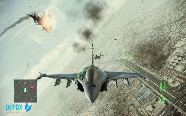 دانلود نسخه فشرده بازی Ace Combat: Assault Horizon – Enhanced Edition برای PC
