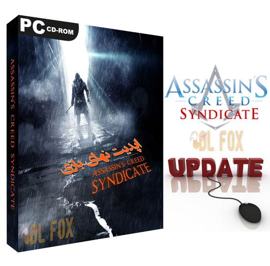 دانلود آپدیت بازی Assassins Creed Syndicate برای PC