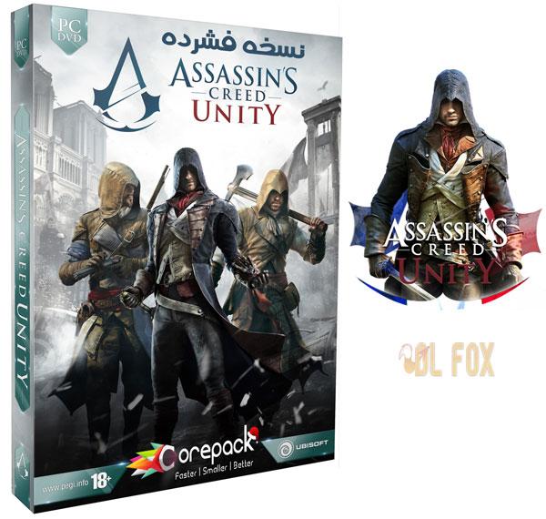 دانلود نسخه فشرده بازی Assassin's Creed: Unity برای PC