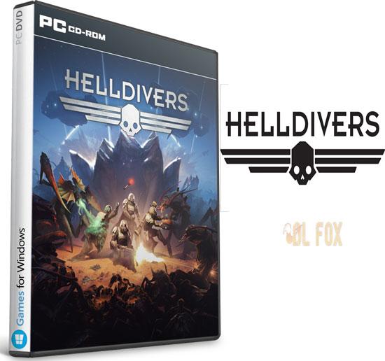 دانلود بازی HELLDIVERS برای PC