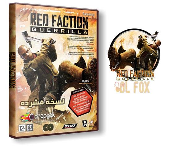 دانلود نسخه فشرده بازی Red Faction Guerrilla برای PC