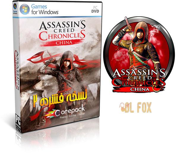 دانلود نسخه فشرده بازی Assassin's Creed Chronicles: China برای PC