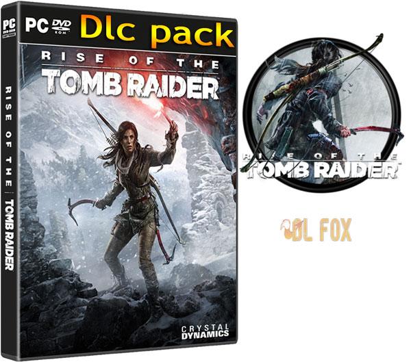 دانلود DLC PACK بازی RISE OF THE TOMB RAIDER برای PC