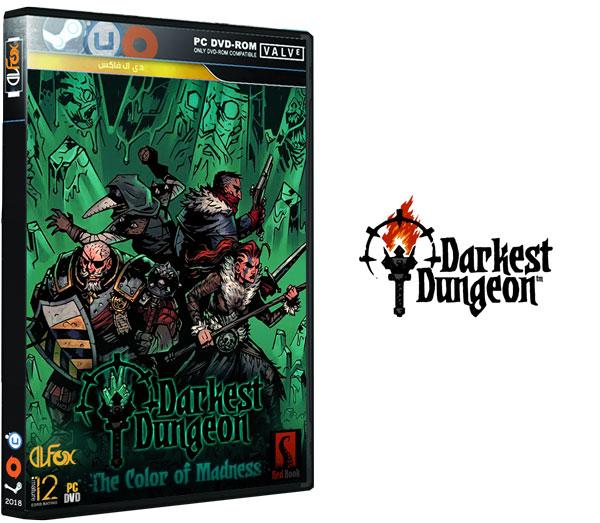 دانلود نسخه فشرده بازی Darkest Dungeon برای PC