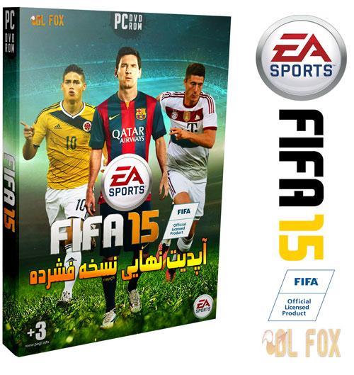 دانلود نسخه فشرده بازی FIFA 15 برای PC