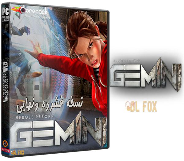 دانلود نسخه فشرده بازی Gemini: Heroes Reborn برای PC