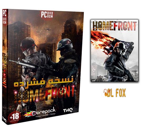 دانلود نسخه فشرده بازی Homefront Ultimate Edition برای PC