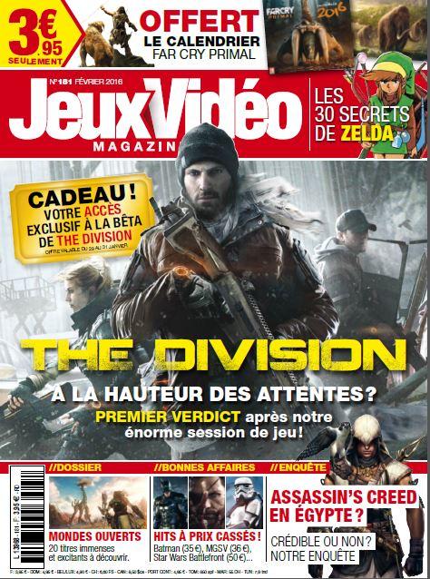 دانلود مجله eux Vidéo Magazine – Februar 2016
