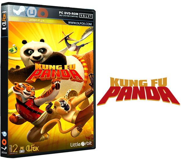 دانلود نسخه فشرده بازی Kung Fu Panda برای PC