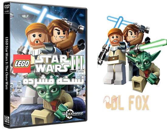 دانلود نسخه فشرده بازی LEGO Star Wars III The Clone Wars برای PC