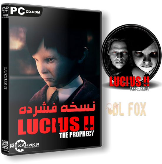 دانلود نسخه فشرده بازی Lucius II: The Prophecy برای PC