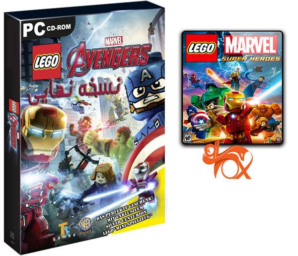 دانلود نسخه فشرده بازی LEGO Marvels Avengers Complete برای PC