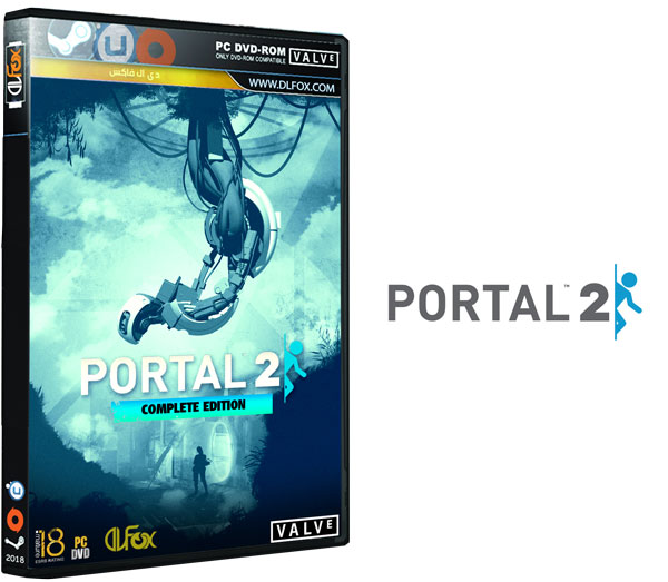 دانلود نسخه فشرده بازی Portal 2 Complete Edition برای PC