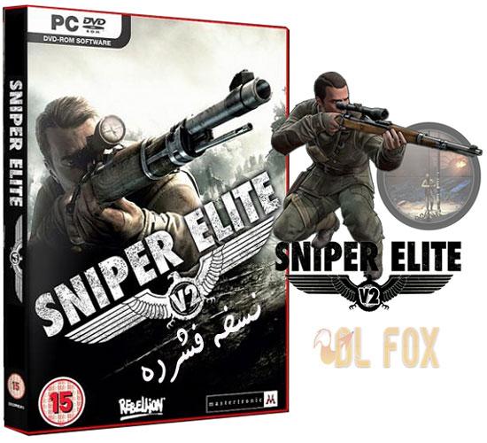 دانلود نسخه فشرده بازی Sniper Elite V2 Complete Edition برای PC